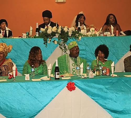 Kali & Nancy Usigbe-Smith Wedding