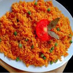 Elite Jollof Rice