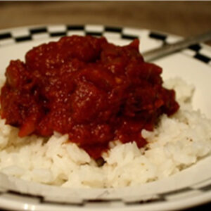 Elite White Rice with Beef